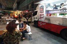 Makanan Meksiko di Taco Food Truck