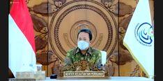 Menteri Trenggono Dorong Lulusan Satuan Pendidikan Kementerian KP Jadi Entrepreneur