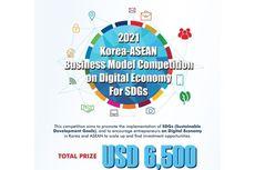 Kesempatan buat Pengusaha Start-Up, Korea-ASEAN Business Model Competition 2021 Kembali Dibuka!
