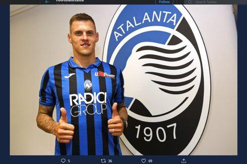 Belum Genap Sebulan, Eks Bek Liverpool Ini Sudah Tinggalkan Atalanta