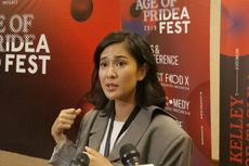 Jadi Juri Festival Film Makau, Dian Sastro: Apalah Aku Remah-remah Rempeyek