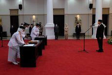 Gubernur Banten Melantik Bupati Serang dan Wali Kota Cilegon
