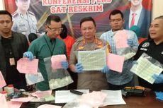 Polisi Tangkap Kelompok Pemalsu dan Rekondisi Meterai