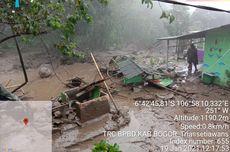 Detik-detik Banjir Bandang Terjang Puncak Bogor, Warga Lantunkan Azan dan Takbir