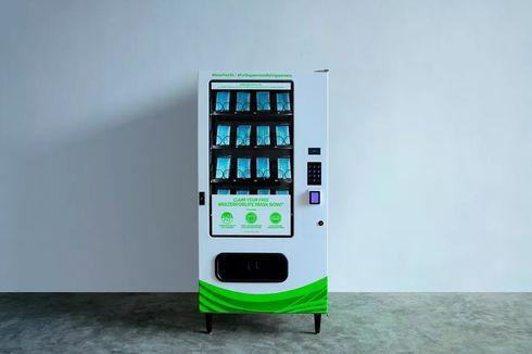 Razer Bagikan 5 Juta Masker Gratis Lewat Vending Machine