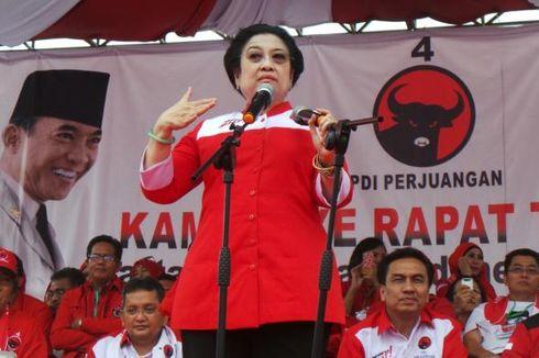 Megawati Akan Bertemu Pejabat Kabinet Gotong Royong