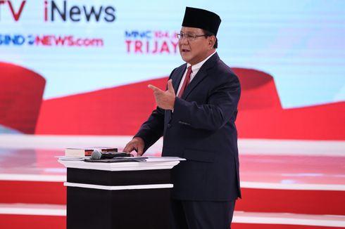 Prabowo: Industri 4.0 Bagus, tapi Saya Ingin Indonesia Tanpa Impor Pangan
