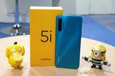 Lebih Dekat dengan Realme 5i, Ponsel Empat Kamera Rp 1 Jutaan