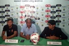 Blitar Bandung United Vs Sriwijaya FC, Alasan Kemenangan Laskar Wong Kito Buyar