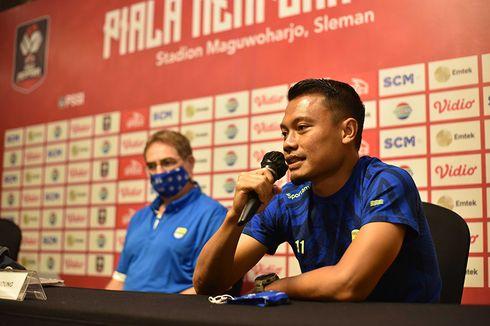 Piala Menpora 2021, Gelandang Persib Antisipasi Daya Juang Persiraja
