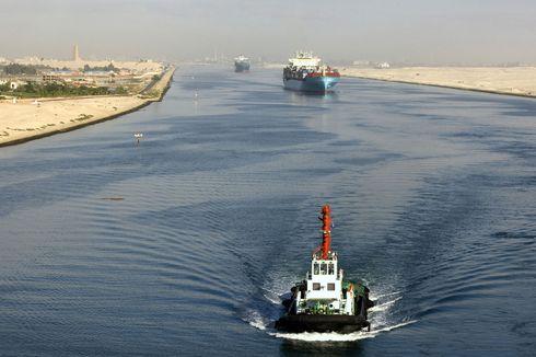 Sejarah Terusan Suez