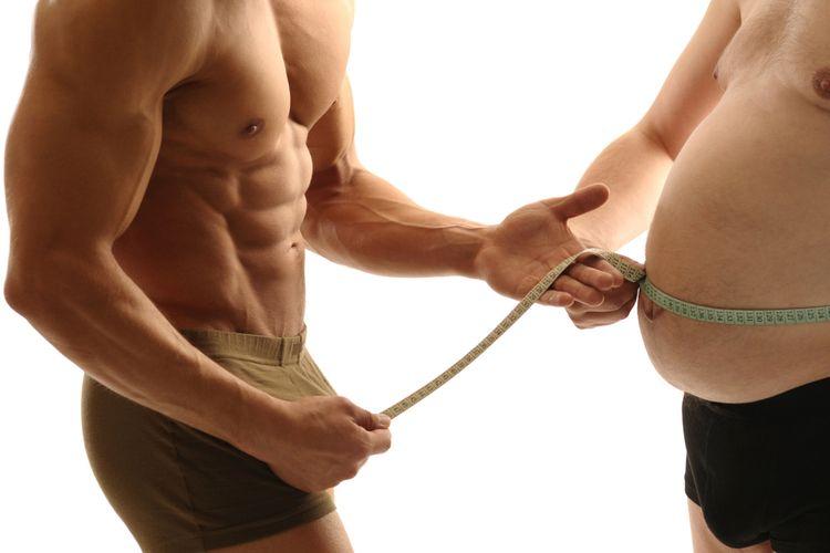 Ukuran lingkar pinggang merupakan salah satu indikator kesehatan