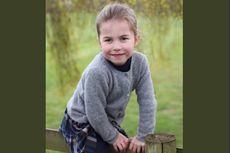 Ulang Tahun ke-4, Begini Pesona Putri Charlotte Melalui Jepretan Sang Ibu