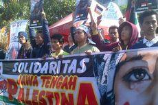 Sambil Aksi, Solidaritas Masyarakat Jawa Tengah untuk Palestina Ajak Warga Peduli