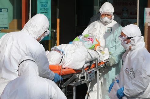 Update Virus Corona 29 Februari: 85.206 Orang di 62 Wilayah Terinfeksi