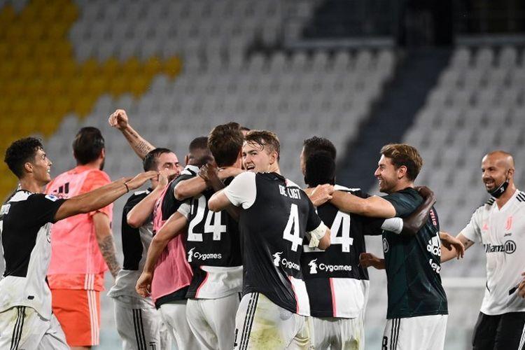 Juventus Juara Liga Italia, Gelar ke Berapa bagi Si Nyonya Tua ...