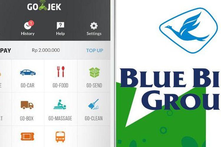 Blue Bird dan Go Jek akan menjalin kerjasama, bentuknya aplikasi yang memudahkan konsumen memesan taksi.