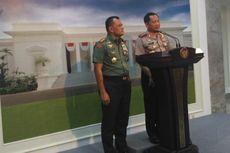 Panglima TNI dan Kapolri Tegaskan Siap Amankan Pilkada