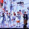 Dipimpin Atlet Selancar, Indonesia Tampil Gagah di Pembukaan Olimpiade Tokyo