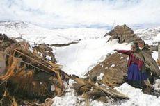 Darurat Salju di Peru Meluas
