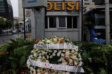 Hari Ini Empat Tahun Lalu, Bom Meledak di Jalan M.H Thamrin
