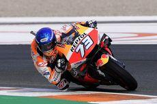 MotoGP Valencia: Repsol Honda Start dari Posisi Buncit, Begini Respons Pebalapnya