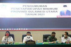 Pjs Gubernur Putuskan UMP Sulut 2021 Tetap Rp 3.310.723