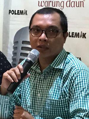 Wakil Sekretaris Jenderal PPP Achmad Baidowi