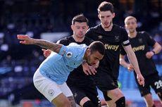 Man City vs West Ham, Gol Bersejarah Michail Antonio Gagal Hambat Laju The Citizens