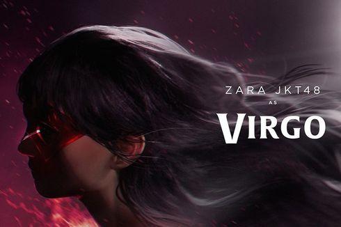 Superhero Virgo Punya Dua Versi, Zara JKT48 Bakal Perankan yang Mana?