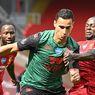 Man United Vs Aston Villa, Bek Setan Merah Waspada Ketajaman El Ghazi