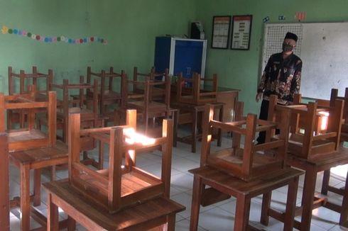Takut Terpapar Covid-19 dari Pasar, Madrasah di Tegal Hentikan Belajar Tatap Muka