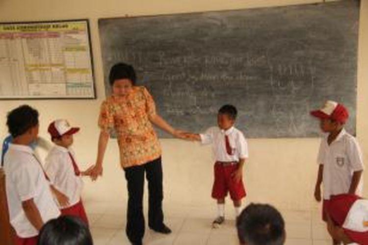 Pendidikan Berkualitas Untuk Generasi Emas Halaman All Kompas Com
