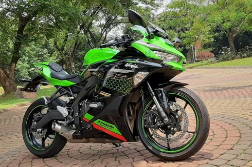 Harga Motor Sport 250 cc Full Fairing April 2021, CBR250RR dan ZX-25R Naik