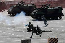 Latihan Perang, Militer Taiwan Simulasikan Pendaratan Pasukan Amfibi China