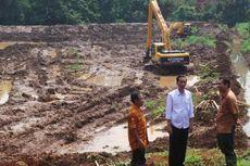 Jokowi Bangun Tiga Waduk di Perbatasan Jakarta-Bekasi