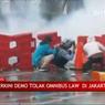 Polisi: Kerusuhan Demo Tolak UU Cipta Kerja Diduga Dilakukan Anarko