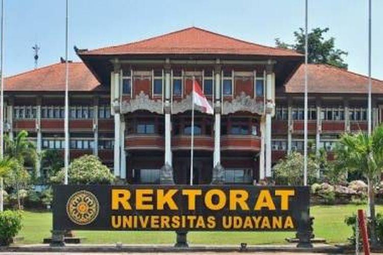Gedung Rektorat Universitas Udayana (Unud)