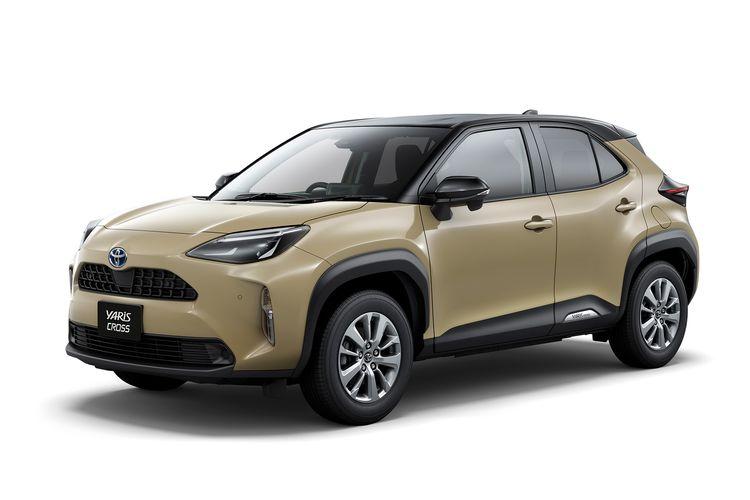 Toyota Yaris Cross varian bensin