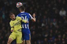 Hasil Liga Inggris: Ditahan Brighton 0-0, Tren Tripoin Arsenal Putus