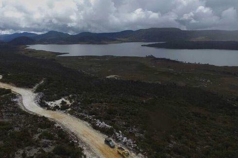 4.330 Kilometer Jalan Trans-Papua Tembus Tahun 2020
