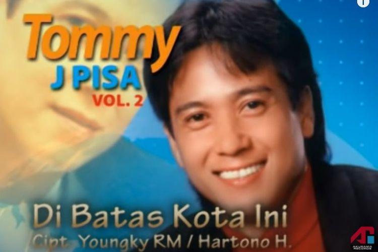 Di Batas Kota Ini - Tommy J Pisa