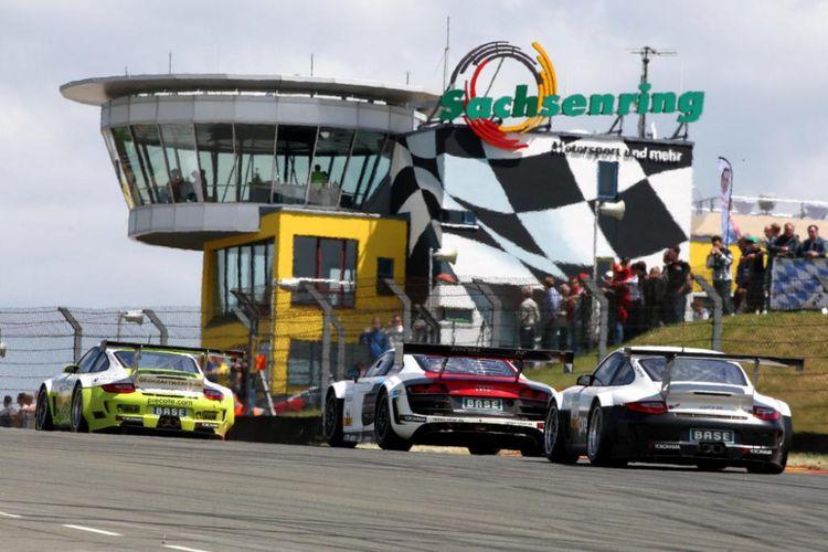 Sirkuit Sachsenring di Jerman