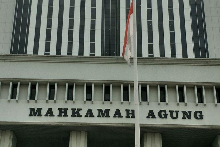 Gedung Mahkamah Agung, Jalan Medan Merdeka Utara Nomor 9, Jakarta Pusat.