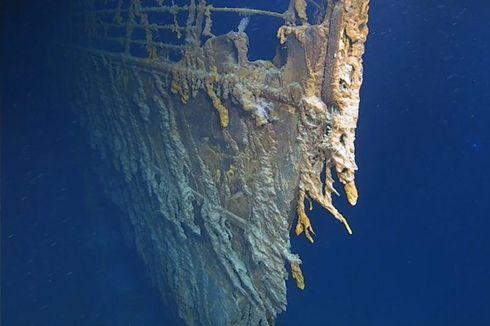 Kabar Terkini Titanic, Kapal Legendaris Itu Habis Dimakan Bakteri Laut