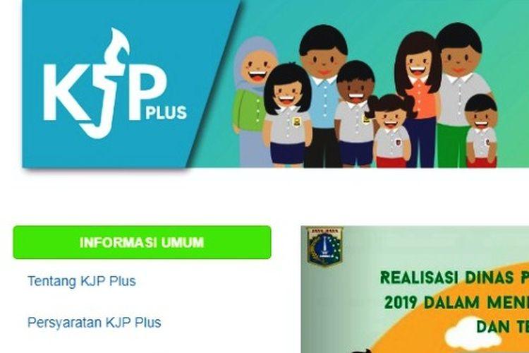 Info tentang KJP Plus dan KJMU.