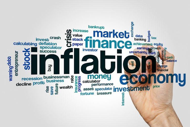 Ilustrasi kondisi inflasi (Dok. Shutterstock)