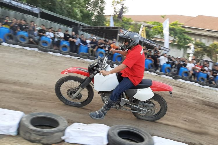 Kustomfest 2019 Flat Track Race