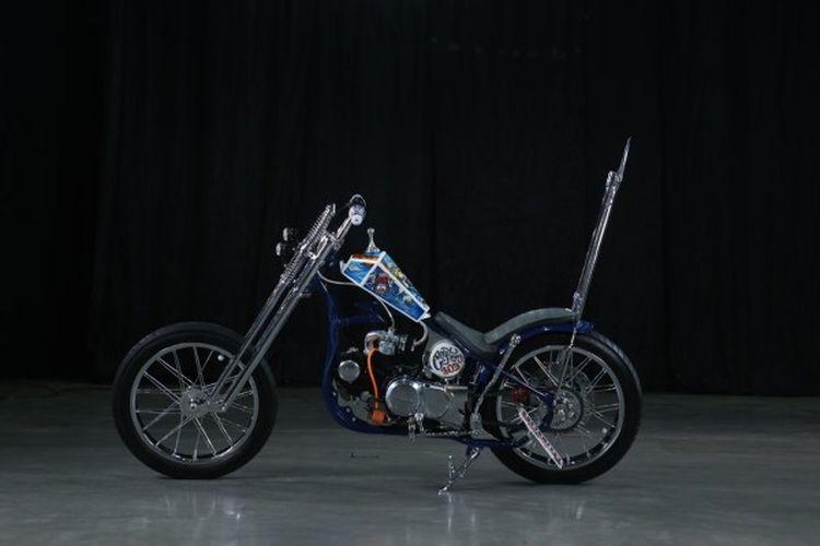 Honda Astrea 800 Chopper