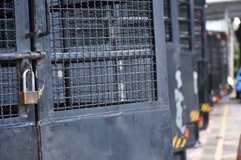 Bebaskan Rekannya, Kelompok Bersenjata Serang Mobil Tahanan di Perancis